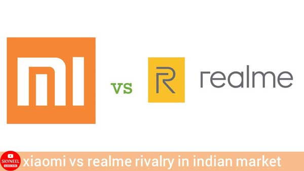 xiaomi vs realme rivalry