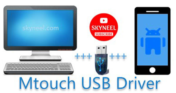 Mtouch USB Driver