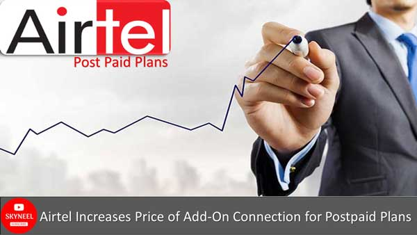 Airtel-post-paid-plans