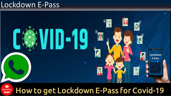 Lockdown E-Pass