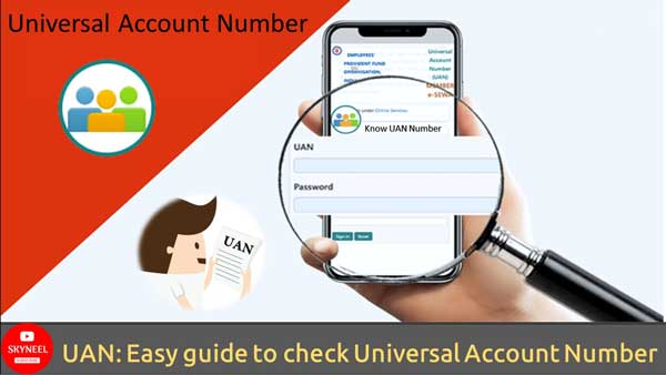 UAN Easy guide to check Universal Account Number