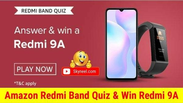 Amazon Redmi Band Answers